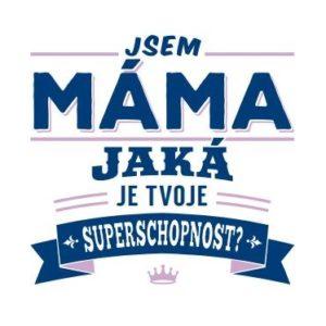 Plecháček - Máma