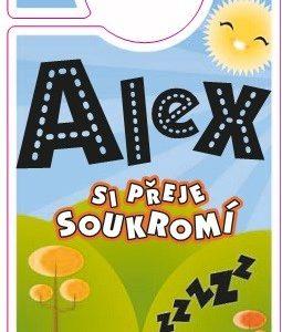 """Visačka na kliku """"Alex"""""""