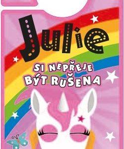 "Visačka na kliku ""Julie"""