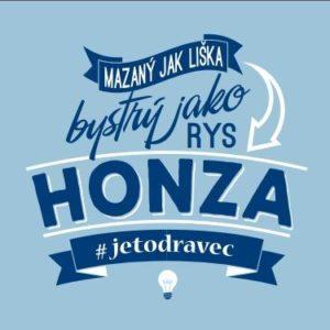 Plecháček - Honza
