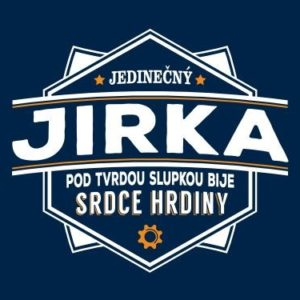 Plecháček - Jirka