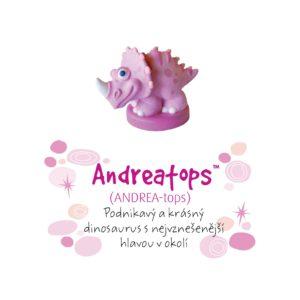 Dino pokladnička - Andreatops