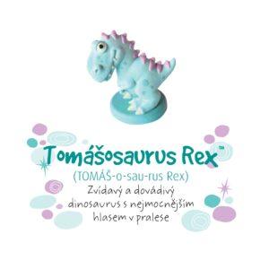 Dino pokladnička - Tomášosaurus