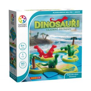 SMART - Dinosauři - Tajemné ostrovy Mindok