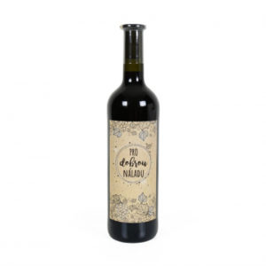 Červené víno - Pro dobrou náladu ALBI