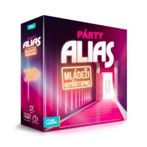 Párty Alias Mládeži nepřístupno ALBI