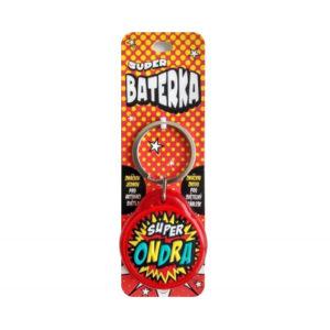 Super baterka - Ondra ALBI