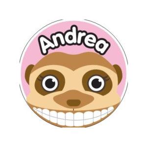 Držák na kartáček pro Andreu ALBI