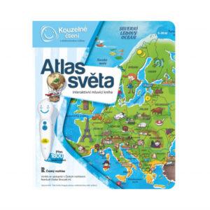 Kniha  Atlas světa ALBI